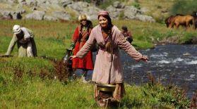 Дәурен Абаев «Батырлар жолы» картинасының  түсірілім алаңына барды