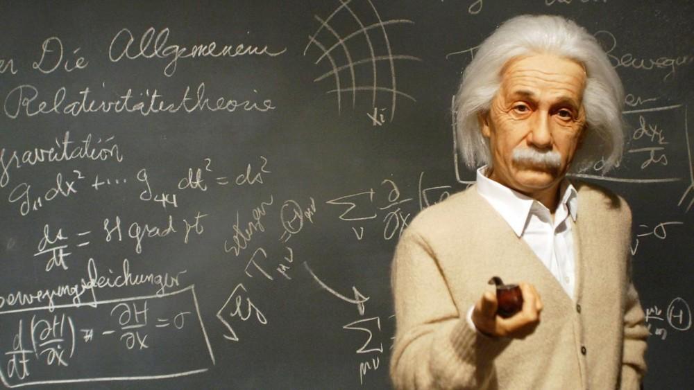 Эйнштейннің қолжазбасы eBay аукционына қойылды