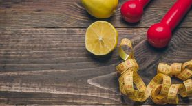 Тез арықтау: лимон диетасы