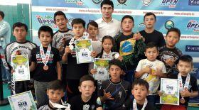Алматыда «Arlan Grip Open» халықаралық турнирі өтті
