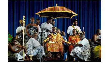 Норвегияда Гананың королін тонап кетті. Жалғыз рәміздің мұңы...