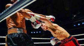 Батыр Жүкембаев панамалық боксшымен жұдырықтасады