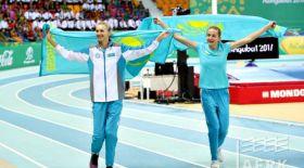 Ольга Рыпакова Ашхабадтағы Азия ойындарында екінші алтынын алды