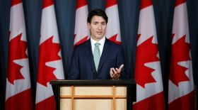 Даудың басы – Канада премьер-министрінің шұлығы