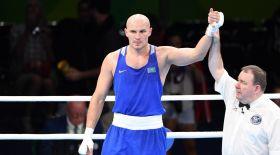 Иван Дычко кәсіпқой бокстағы мансабын жеңіспен бастады