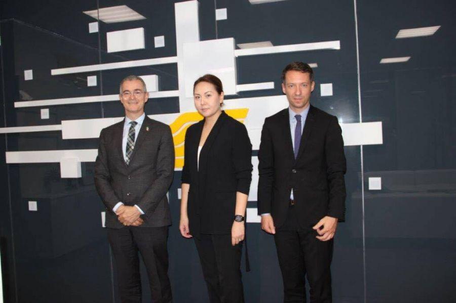 «Хабар» Агенттігі «France 24» Академиясымен серіктестікті бастады