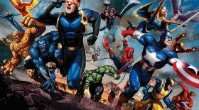 Marvel әншілердің альбомдары бойынша комикстер жасамақ