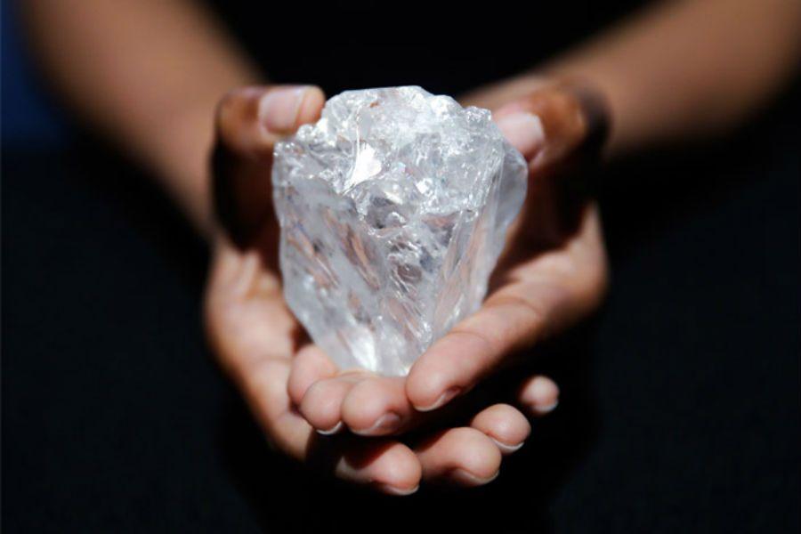 Lesedi la Rona – ең ірі алмаз