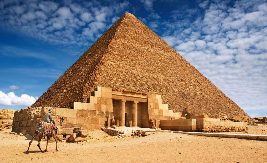 Массагет энциклопедиясы. Пирамидалар не үшін салынған?