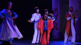 Мемлекеттік қуыршақ театры халықаралық фестивальге қатысады