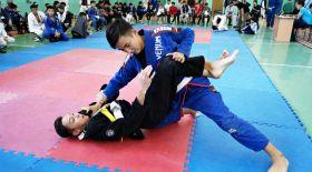 Алматы облысында джиу-джитсудан Сағадат Нұрмағамбетовті еске алуға арналған ашық турнир өтті