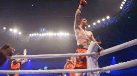 Қазақстандық кәсіпқой боксшы АҚШ-та чемпиондық атағын қорғайды