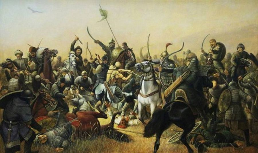 Қазақтың дәстүрлі әскери шендері
