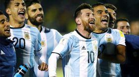 Қазақстан құрамасы Аргентинамен жолдастық кездесу өткізуі мүмкін