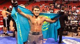Айдар Шәрібаев 28 қазанда колумбиялық боксшымен жұдырықтасады