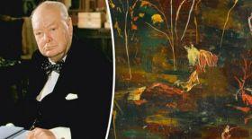 Черчилльдің соңғы картинасы сатылады