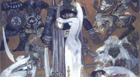 Түркі халықтарының мифологиясындағы әйел бейнесі #2