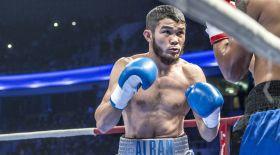 Айдар Шәрібаев колумбиялық боксшымен жұдырықтасады