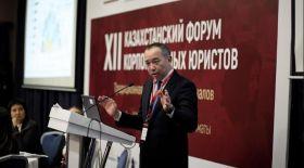 Рустам Жүрсінов: бизнеске қойылатын талаптар артады