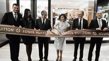 Алматыда Louis Vuitton дүкені ашылды