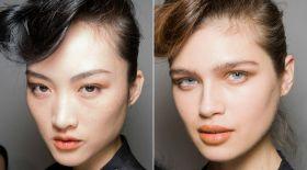 Күз-қыс 2017-2018: макияж тенденциялары