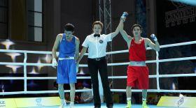 Ел чемпионатының жартылай финалына шыққан боксшылар белгілі болды