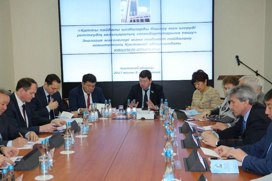 СRIRSCO Қазақстанның геологиялық барлауына инвестиция тартады