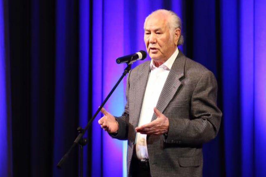 Жазушы-драматург  Дулат Исабеков 75 жас мерейтойын атап өтті