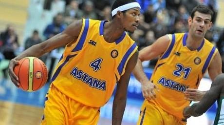 «Астана» баскетбол командасы «А» тобындағы командалардың үздік үштігіне енді