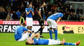 Миландағы трагедия. Италия құрамасы әлем чемпионатына шыға алмай қалды