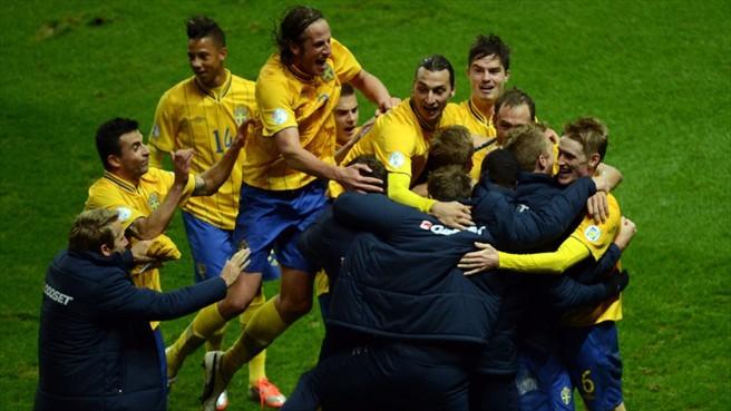 Германия мен Щвеция кездесуі. Финалға бергісіз матч...