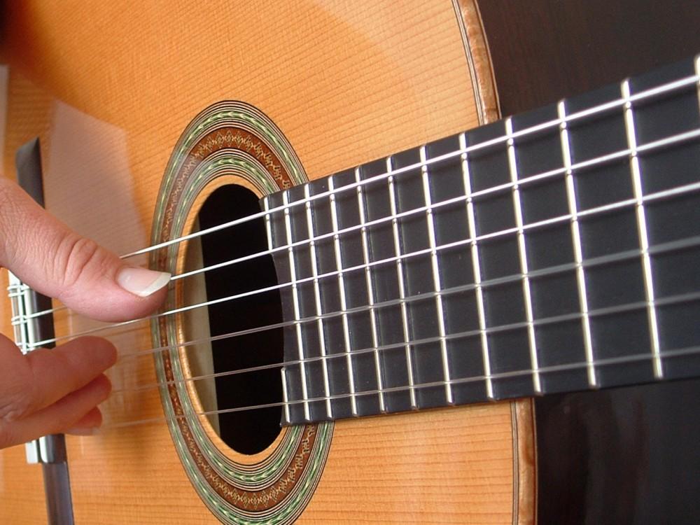 Ән салшы, гитара!..