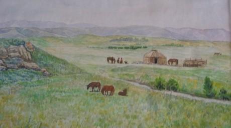 Әбілхан Қастеевтің 50-ге жуық картинасы жалған болып шықты
