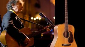 Нобель иегері Боб Диланның гитарасы сатылды