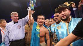 WBA америкалық боксшыны Қанат Исламмен жұдырықтасуға міндеттеді