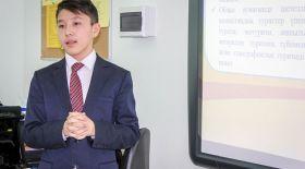 Назарбаев Зияткерлік мектебіндегі қазақ тілі