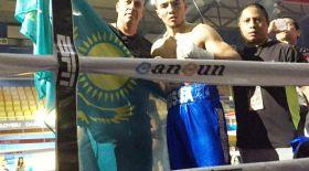 Мұса Тұрсынғалиев 20 күн ішінде кәсіпқой бокстағы алтыншы жекпе-жегін өткізіп үлгерді