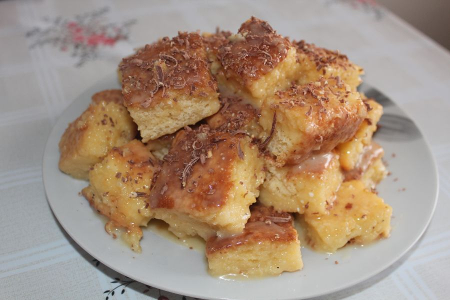 Массагеттен мәзір: Нәзік десерт