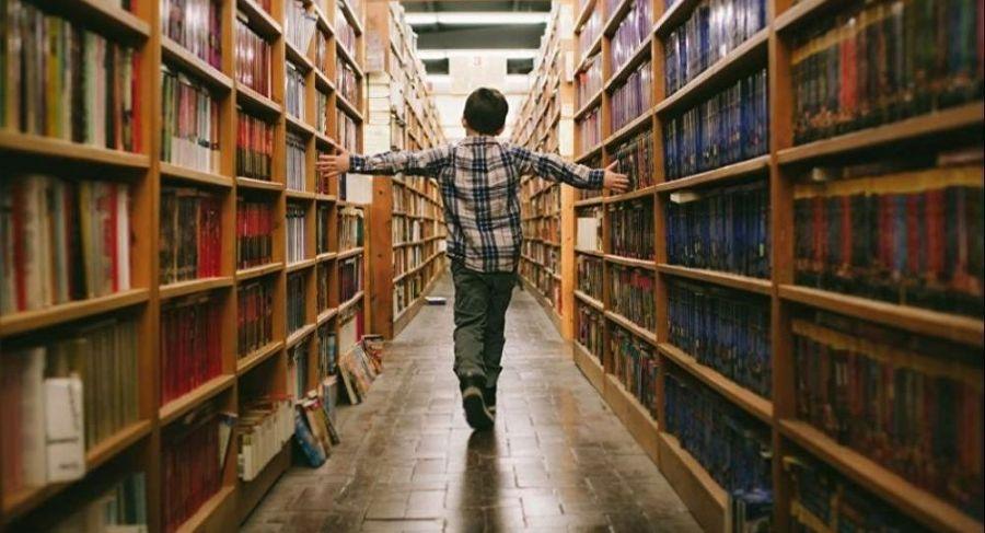 Баланы кітапханаға апарудың 7себебі