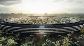 Apple-дің жаңа штаб-пәтерінің құрылыс жұмыстары аяқталып келеді