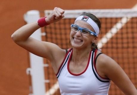 Ярослава Шведова  WTA рейтингісінде 26-орынға көтерілді
