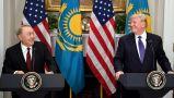 Назарбаев Ақ үйде БАҚ өкілдері үшін брифинг өткізді
