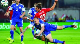 Футболдан Қазақстан құрамасы Венгриямен жолдастық кездесу өткізеді