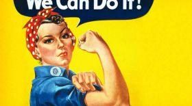 We Can Do It! Поп мәдениеттің ең танымал постері