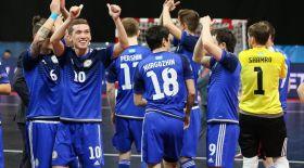 Футзалдан ұлттық құраманың Еуропа чемпионатындағы ойындары тікелей эфирде көрсетіледі