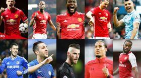 Ағылшын премьер-лигасында ең көп жалақы алатын 10 футболшы
