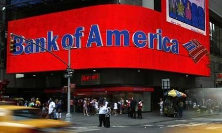Америка банкының бұл маусымдағы табысы 340 миллион доллар ғана