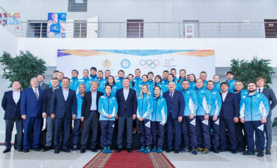 Қысқы Олимпиадаға қатысатын спортшылар саны белгілі болды