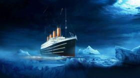 «Титаник» ескі суреттер көзімен