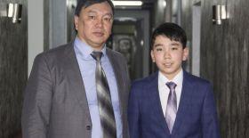12 жастағы вундеркинд Абзал жаңалық ашты